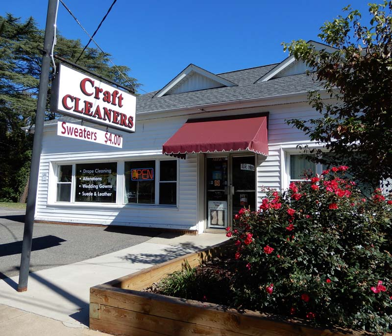 Locations Craft Dry Cleaners